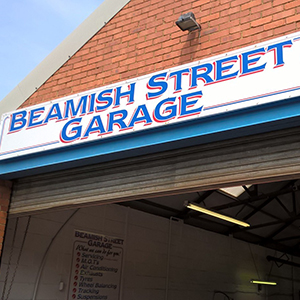 Beamish Street Garage