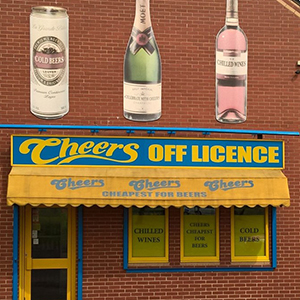 Cheers Off Licence