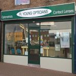R Young Opticians